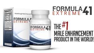 Formula 41 Extreme Sex Pill Pros