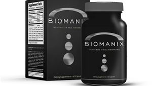 Biomanix bottle - All-new Penis Enlargement Pill