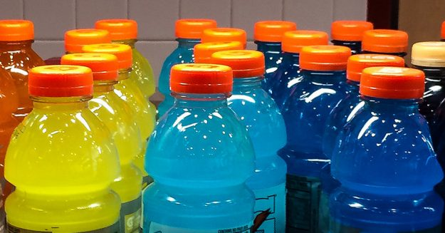 Sports Drinks: Spit or Swallow? – The Healthier Man