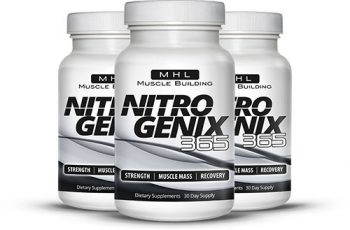 Nito Genix 365 Muscle Building Supplement Review