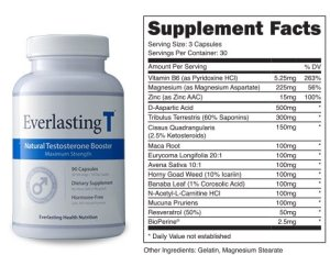 Everlasting-T-Best-Testosterone-Booster-Top-Rated-Natural-Testosterone-Supplement-Proven-to-Increase-Testosterone-Levels-Maximum-Strength-0-3