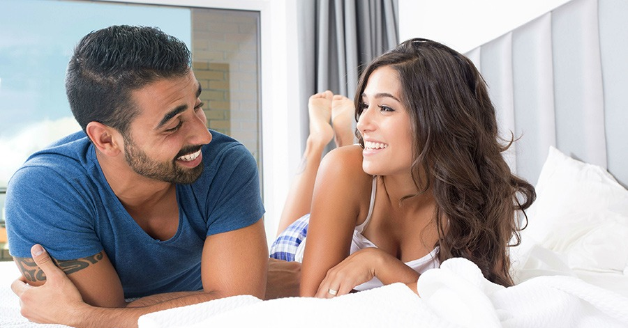 5 fun things to do in the bedroom