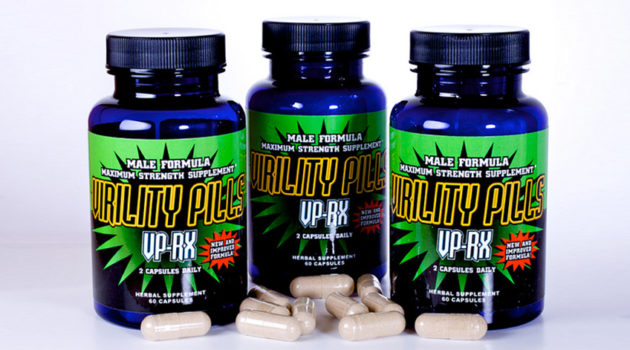 Virility Pills VP-RX Review – What you need to know