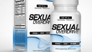 Sexual Overdrive Review