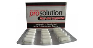 Prosolution Pills Review – Should you buy Prosolution Pills?