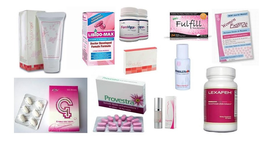 Female Enhancement Supplements – All you need to know