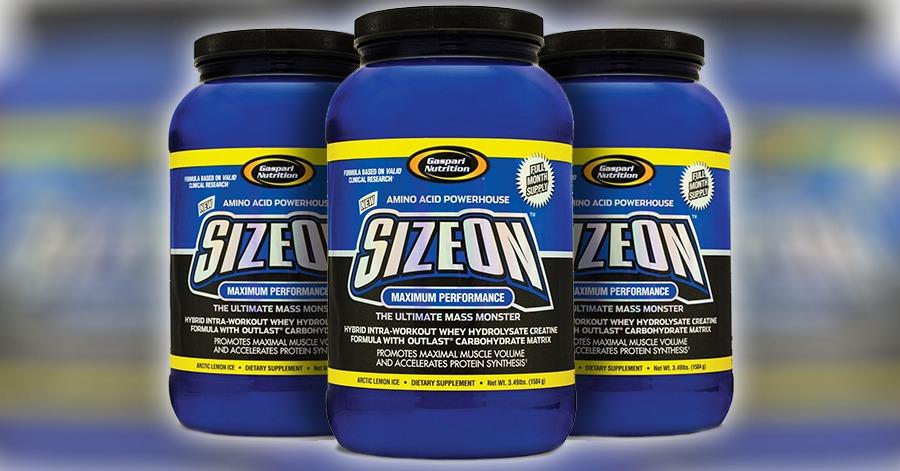 Sizeon maximum performance review
