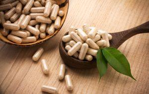 natural herbal supplement capsules