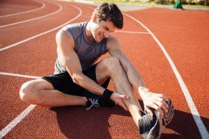 runner leg cramp