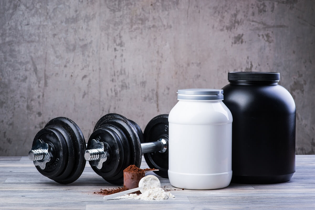 fitness supplements protein