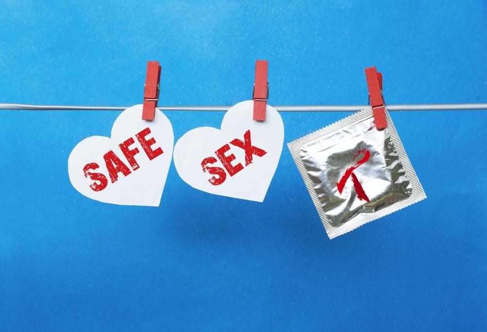 safe sex condoms STD prevention