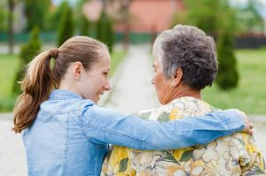 Caring for Your Parents as They Age