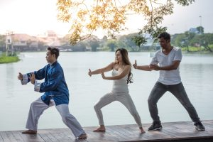 8 Advantages of Joining a Tai Chi Class