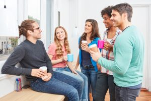 5 REASONS SMALL TALK IS CRUCIAL AT WORK