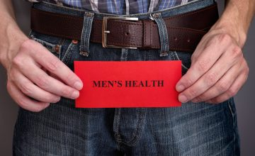 men's prostate health
