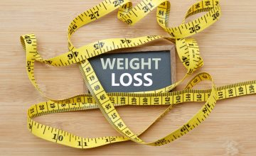 weight loss and measurements