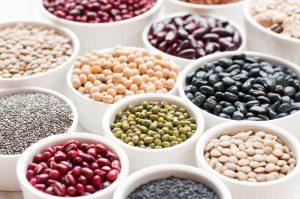legumes beans lentils