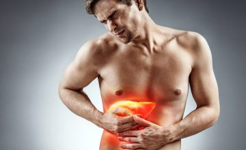 liver problems and pain