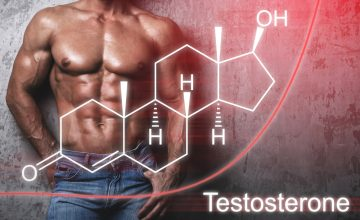man and low testosterone