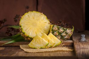 WHAT PINEAPPLE DOES TO THE BODY
